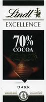 Excellence dark 70% cocoa - Producte - en