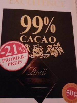99 Cacao 21 Probier Preis