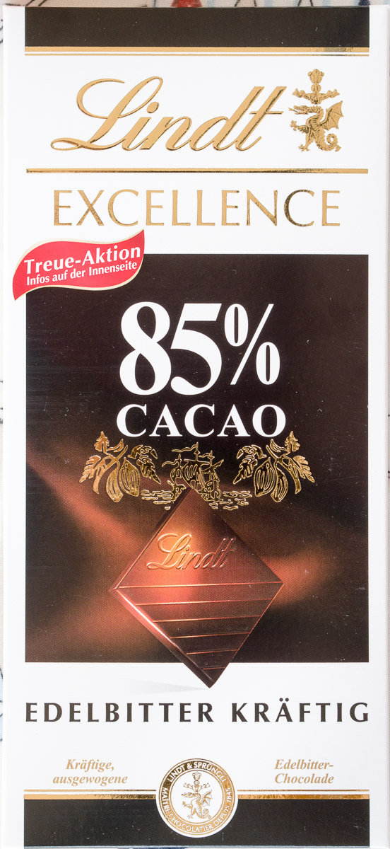 Chocolate negro 85% cacao - Produkt