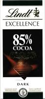 Excellence dark 85% cocoa - Product - en