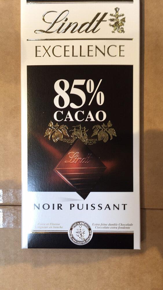Excellence dark 85% cocoa - Produit - fr