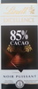 Chocolate 85% cacao - Produit