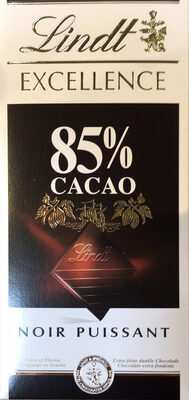 Excellence dark 85% cocoa - Produkt - pl