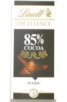 Excellence 85% Cacao Noir Puissant - Продукт