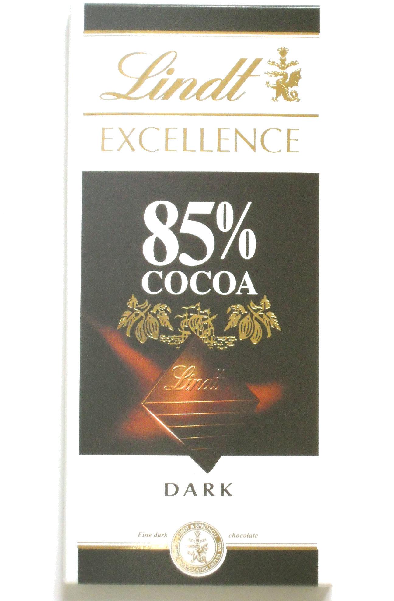 Chocolate 85% cacao - Продукт - ru