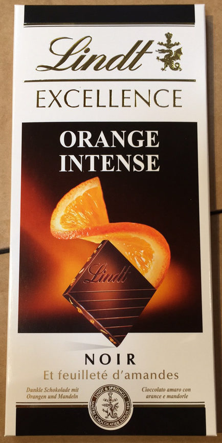 Excellence Orange Intense Noir - Product - fr