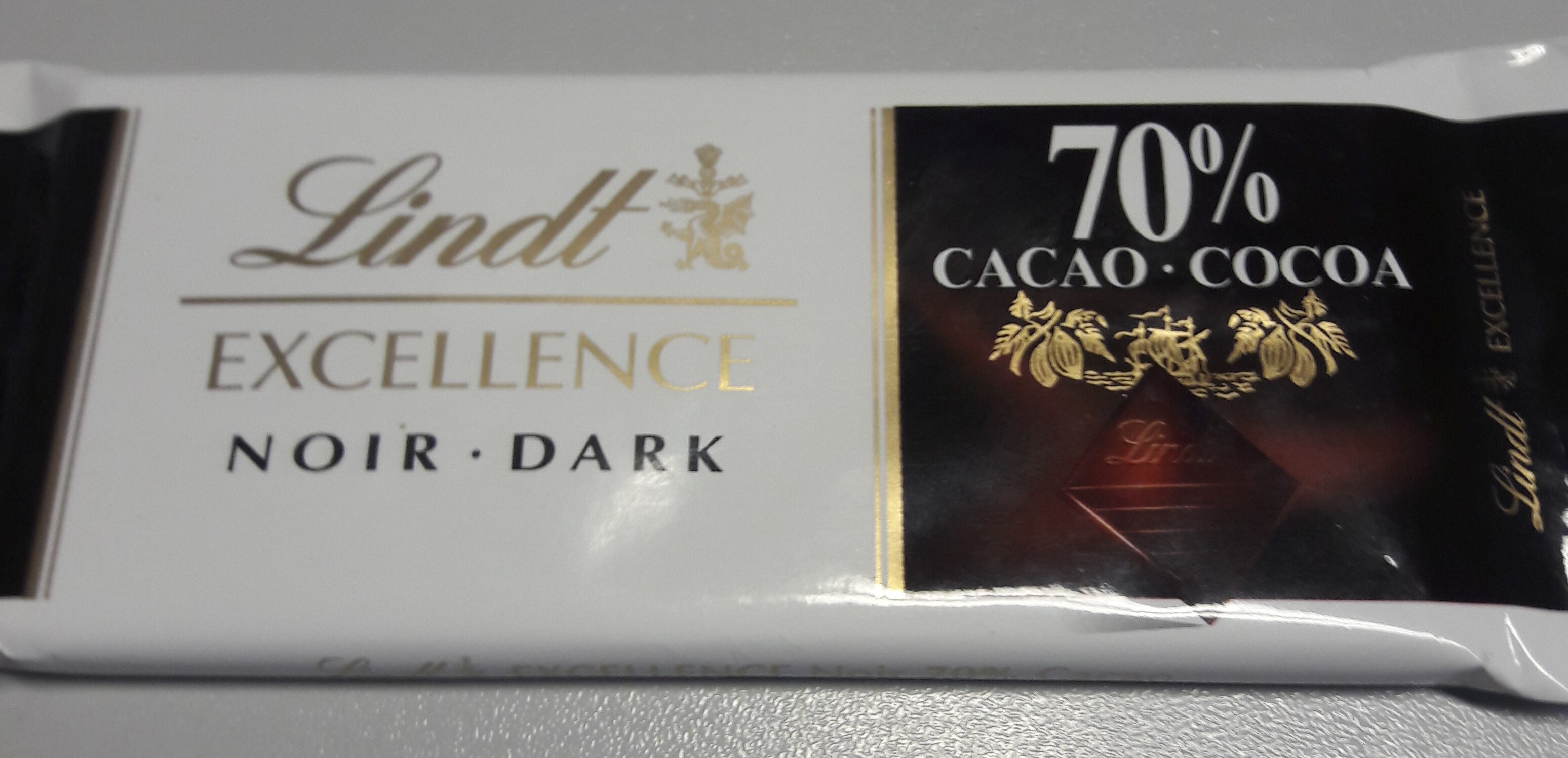 Excellence Dark 70% Cocoa - Product - fr
