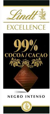 Excellence 99% Cacao - Noir absolu - Producto - es