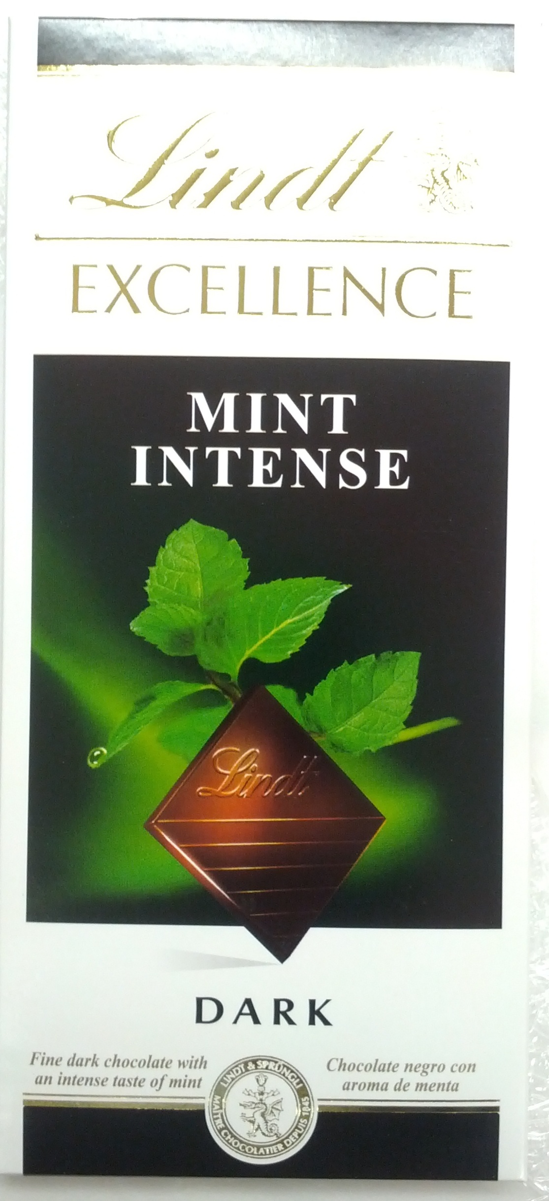 Excellence Menthe Intense Noir - Product