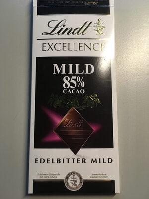 Excellence doux 85% cacao - Chocolat noir délicat - Produkt - de