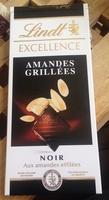 Excellence Amandes grillées Noir - Product - fr
