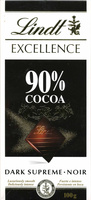 Excellence: 90% cacao - Product