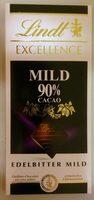 Dark Chocolate 90% cocoa - Produkt - de