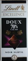 Chocolat Linda 70% - نتاج - en