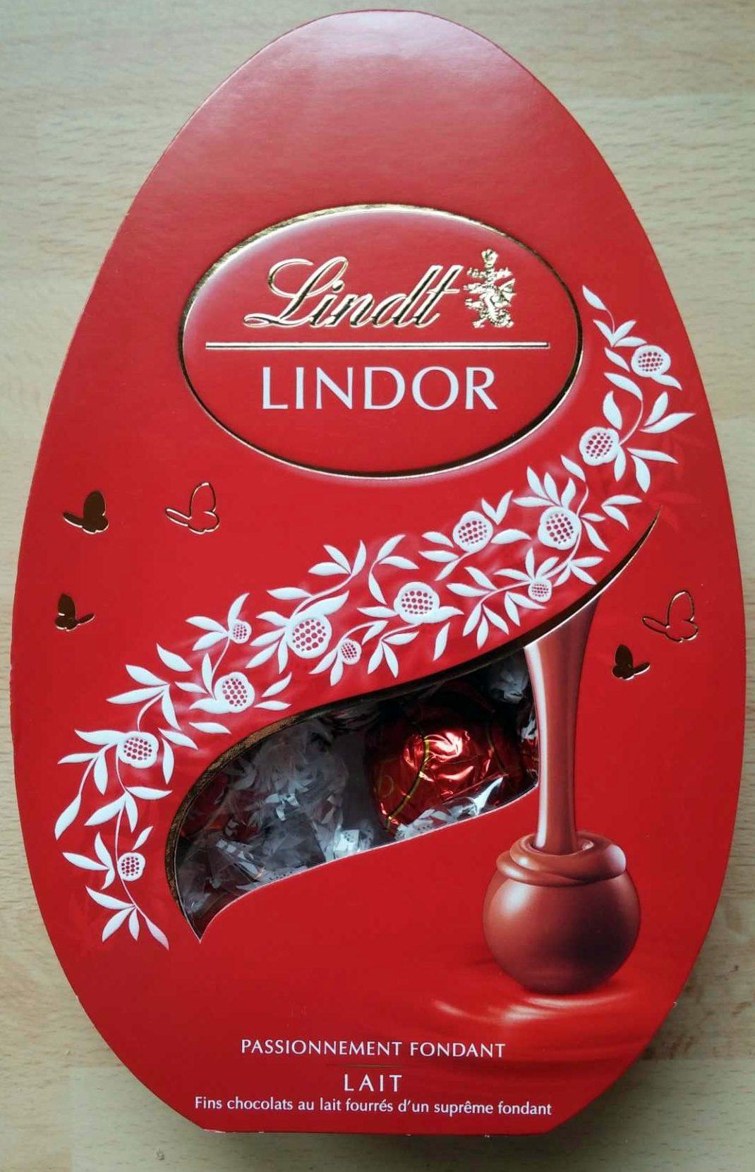 Lindor - Produit - fr