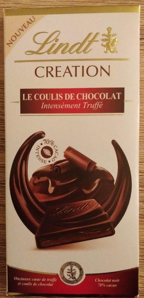 Le coulis de chocolat - Produto - fr