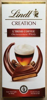 Creation Irish Coffee au Whisky - Product