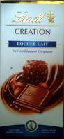 Création Rocher Lait - Product - fr