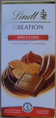 Spéculoos Coeur Praliné Croustillant - Produit - fr