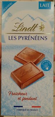 Les Pyrénéens Lait - Product - fr