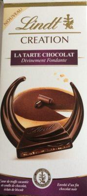 La tarte chocolat - Product - fr