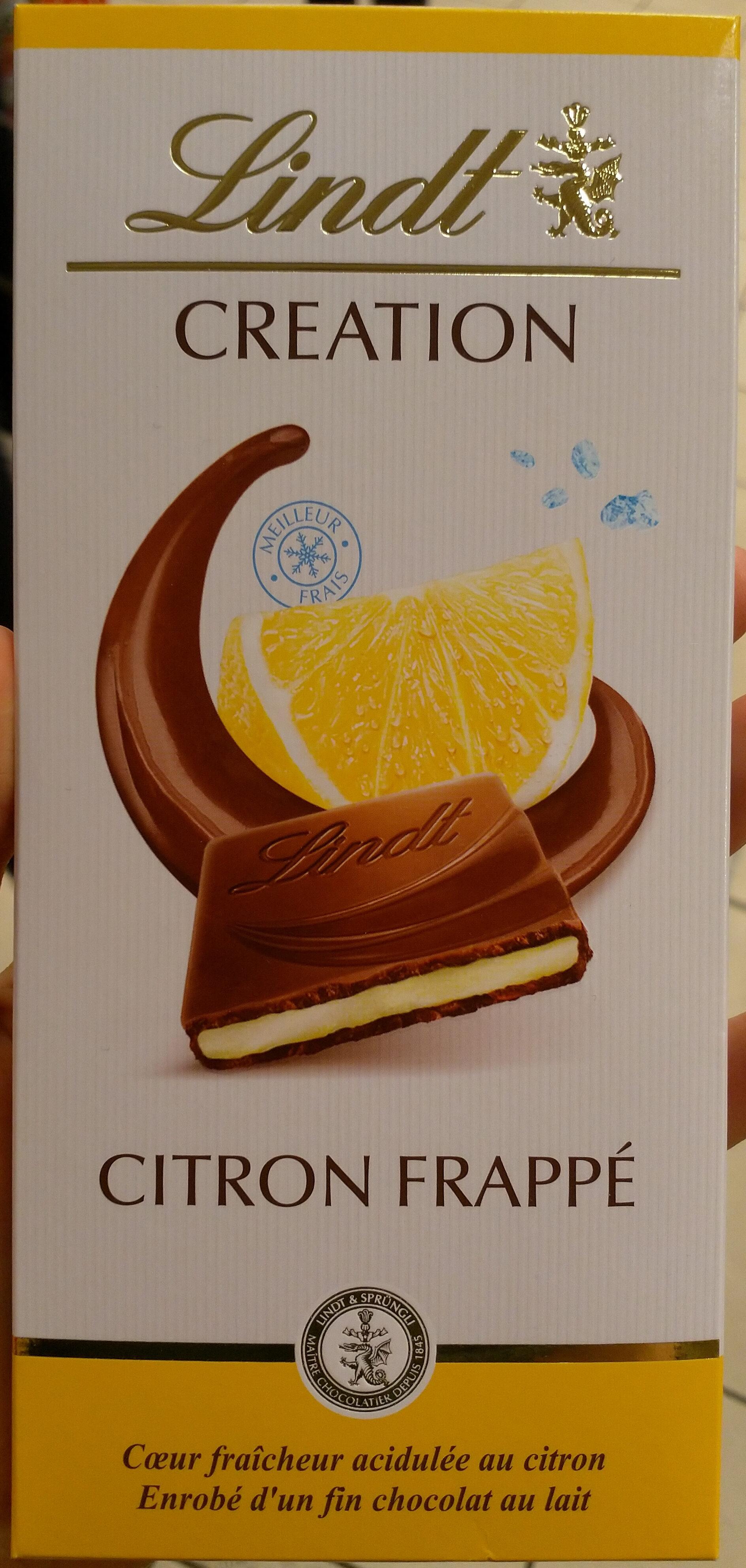 Creation Refreshing Lemon Milk - Product - fr