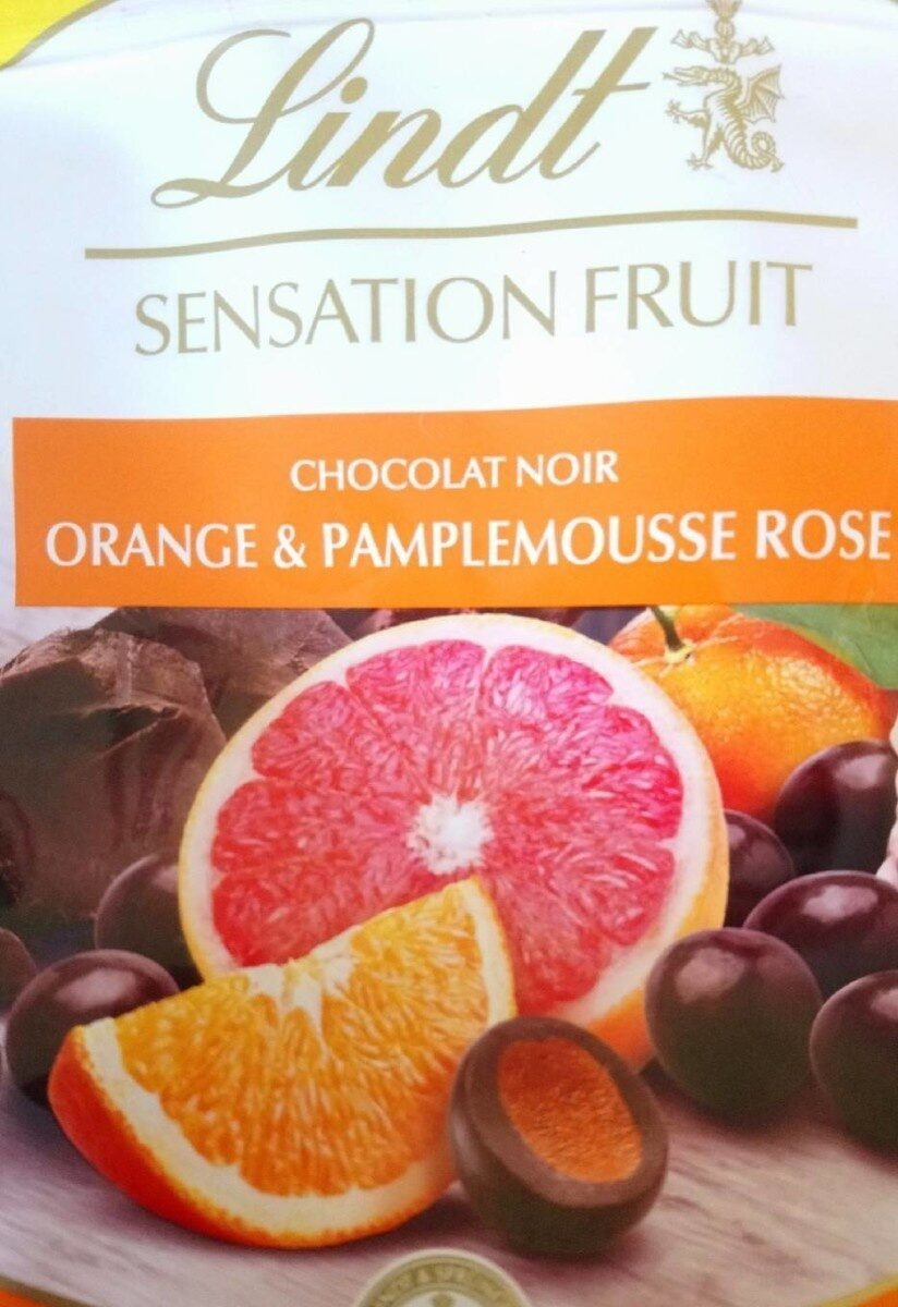 Sensation fruit - Produit - fr