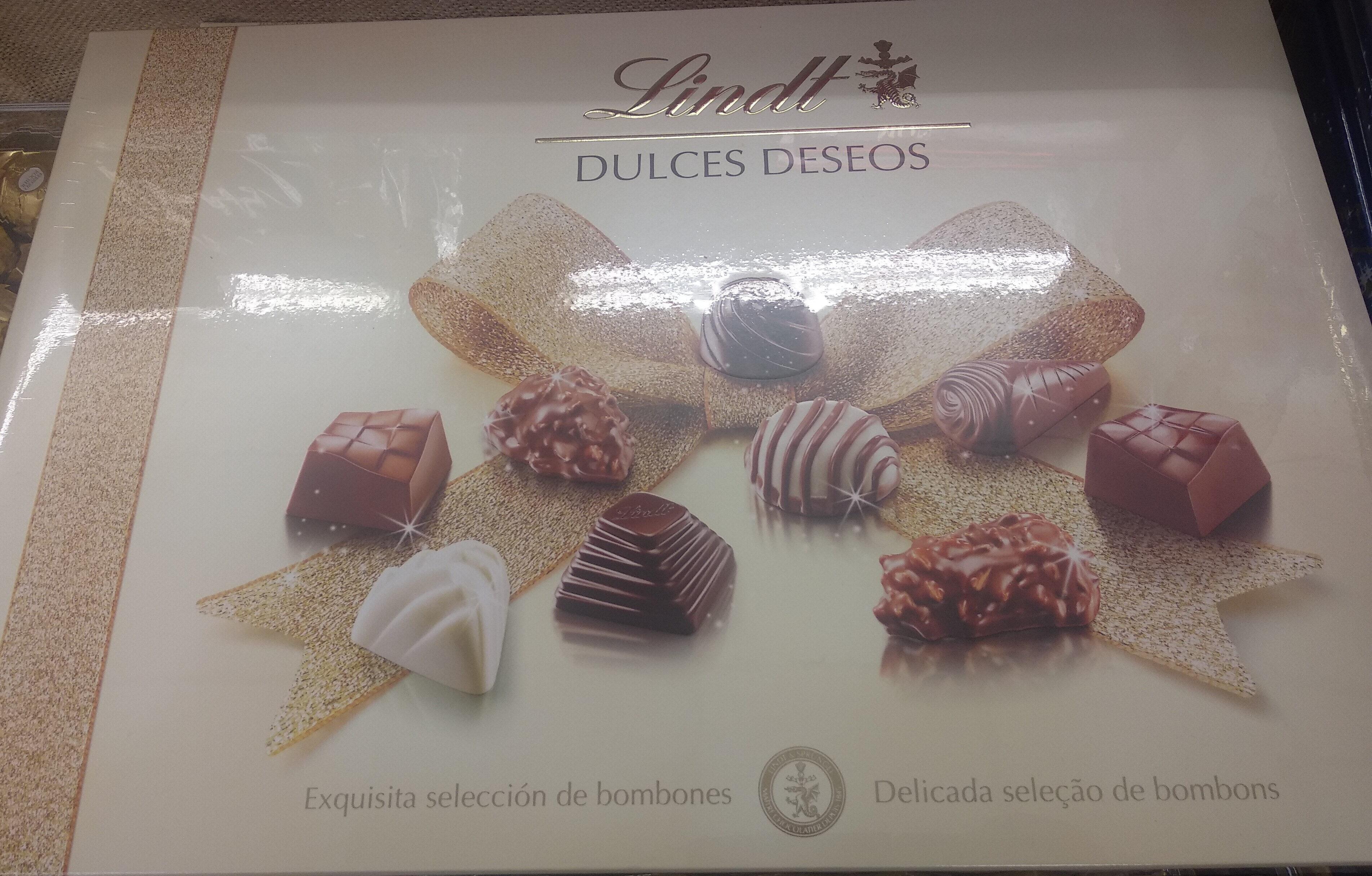 Bombones Lindt Dulces Deseos 345G - Produit - es