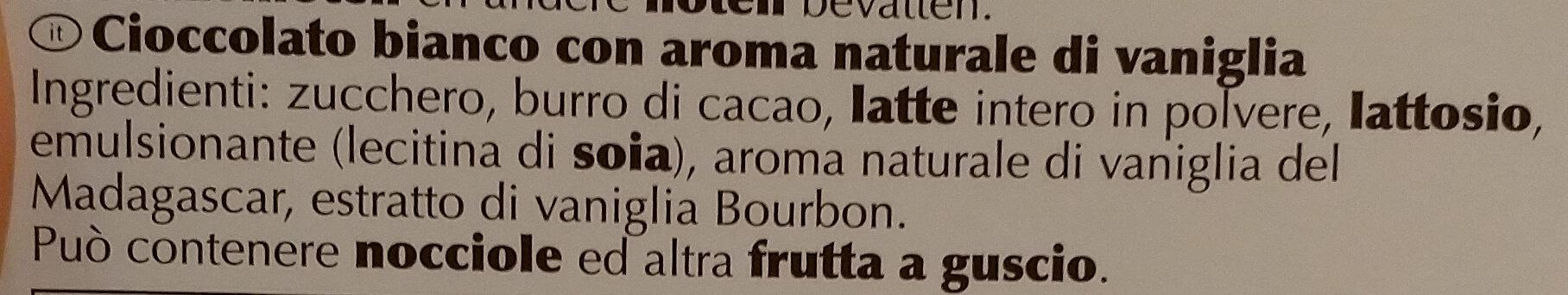 Extra velouté blanc - Ingredienti - it