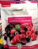Lindt Sensation Fruit Framboise & Cranberry - Produit