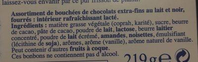 Les Pyrenéens - Ingrediënten