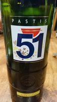 Pastis 51 - Ingredienti - fr