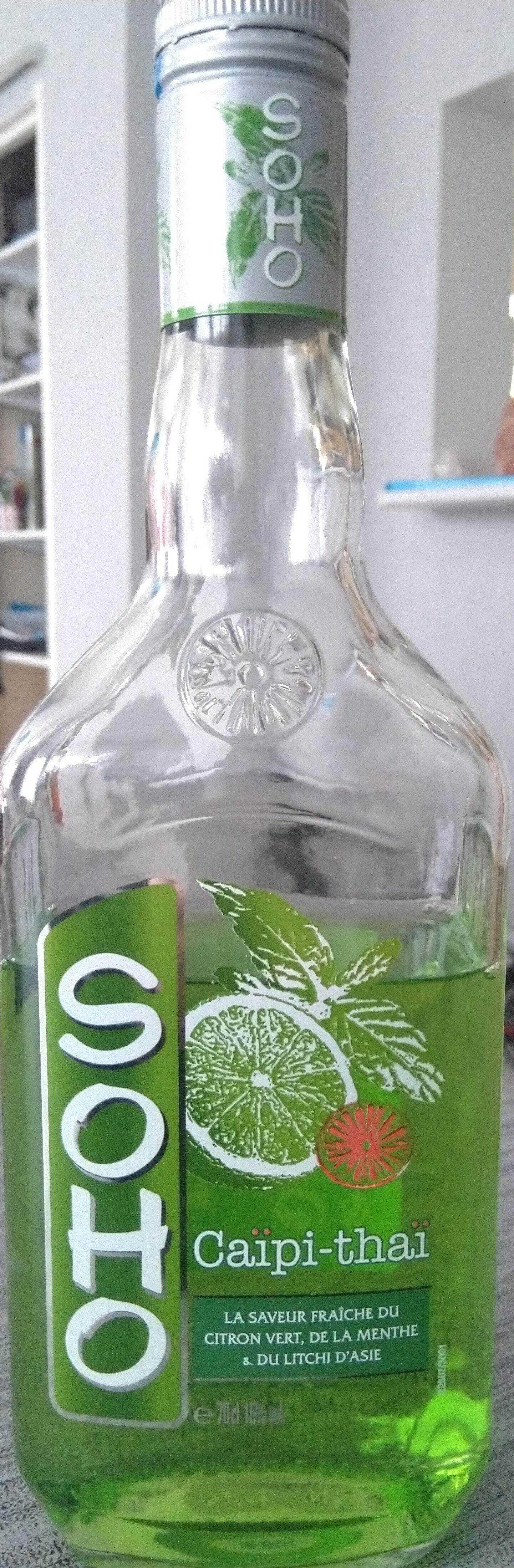 Soho Caïpi-thaï - Product - fr