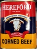 Corned beef argentino carne vacuna lata 340 g - Product