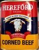 Corned beef argentino carne vacuna lata 340 g - Produit