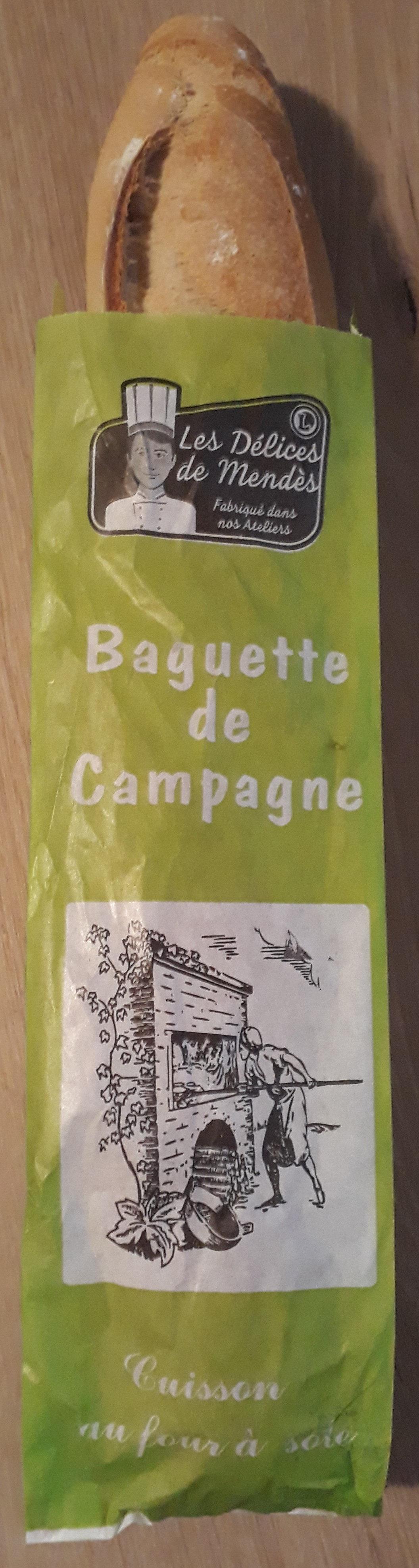Baguette de campagne - Product - fr