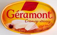 Géramont Cremig-Würzig - Produkt