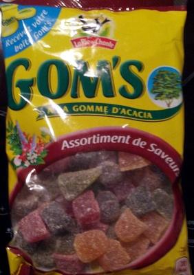 Gom's Assortiment de Saveurs - Product