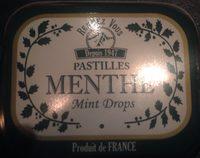 Pastilles à la menthe - Product