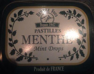 Pastilles à la menthe - Produit - fr