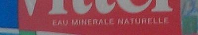 Eau minérale naturelle - Ingredienti