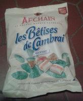Sachet Betises De Cambrai Menthe - Product