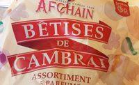 Bêtises de Cambrai - Produit - fr