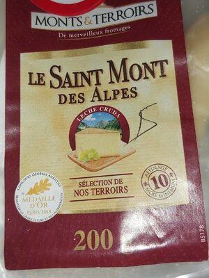 Queso Le Saint Mont Des Alpes - Product - es