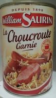 La Choucroute Garnie - Product
