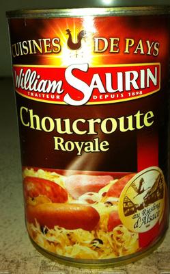 Choucroute Royale, Au Riesling d'Alsace - Product