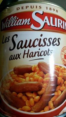 Les saucisses aux haricots - Product