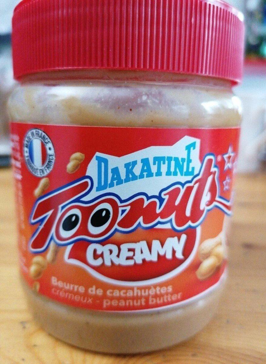 Beurre de cacahuètes cremeux - Prodotto - fr