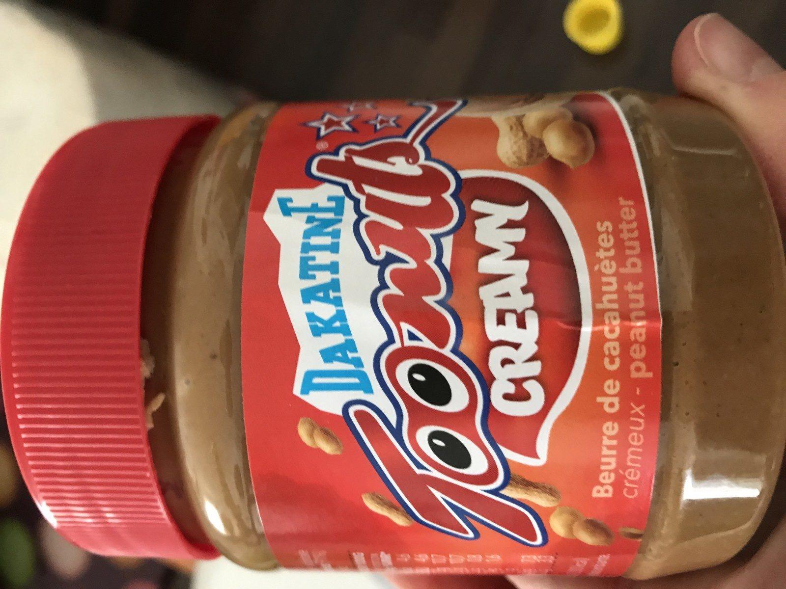 Beurre de cacahuètes cremeux - Ingredienti - fr