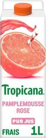 Tropicana Pure premium pamplemousse rose 1 L - Producto - fr